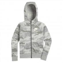 Nike Sportswear Vintage Full Zip Camo Hooded