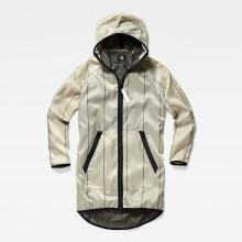Gstar Strett Hooded Parka With Gymbag