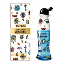 Moschino fragrances So Real 100ml
