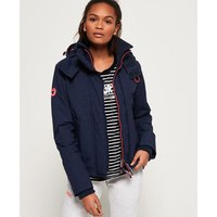Superdry Arctic Hooded Pop Zip Windcheater