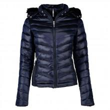 Superdry Hooded Luxe Chevron Fuji