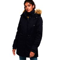 Superdry Model Microfibre Parka