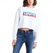 Levi´s Graphic Raw Cut Crew
