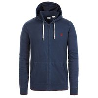 Timberland Washed Cotton Full Zip Hoody