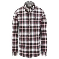 Timberland L/S Back River Brushed Cotton Plaid Slim