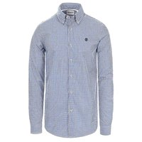 Timberland L/S Suncook River Gingham Dobby Easy To Iron Slim