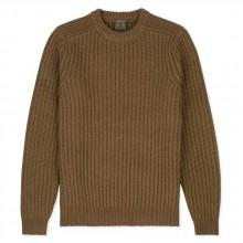 Musto Crew Neck Ribbed