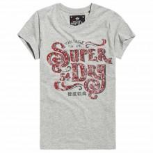 Superdry Frontier Script Studded Entry