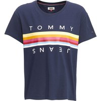 Tommy jeans Multicolor Line Logo