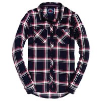 Superdry Midwest Dreaming Buffalo Check