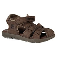 Timberland Nubble Leather Fisherman Toddler