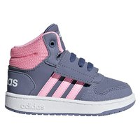 adidas Hoops 2.0 Mid Infant