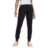 adidas Essentials 3 Stripes Single Jersey Pants Regular