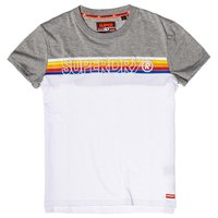 Superdry Cali Stripe Embroidery