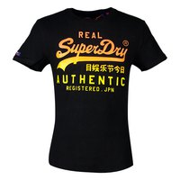 Superdry Vintage Logo Authentic Fade