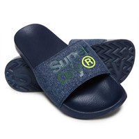 Superdry Lineman Pool Slide