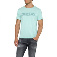 Replay G. Dyed Open End Hand Dry Jersey