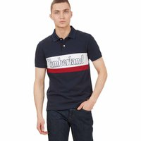 Timberland Millers River Colour Block Piquet Slim