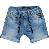 Replay 9.5 Oz Deep Indigo Comfort Denim Baby Boy