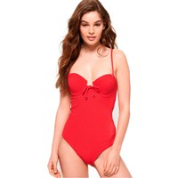 Superdry Alice Textured Cupped Swimsuit