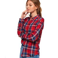 Superdry Anneka Check