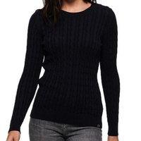 Superdry Croyde Bay Cable Knit