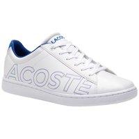 a2c2cd59d76 Lacoste Carnaby Evo BL 1 Blanco comprar y ofertas en Dressinn