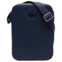 Lacoste Chantaco Soft Leather Vertical Zip