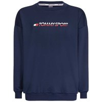Tommy hilfiger Knit Crew Sweat Logo Tape