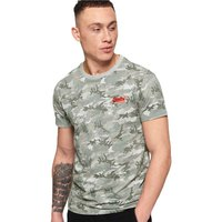 Superdry Orange Label Vintage Embroidery Camo