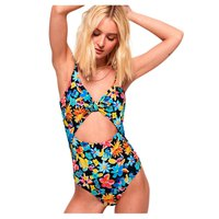 Superdry Saisie Cut Out Swimsuit
