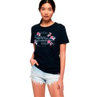 Superdry Vintage Logo Embroidered Floral