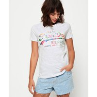 Superdry Vintage Logo Photo Tropical Infill