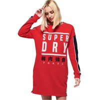 Superdry Panel Graphic Sweat Dress