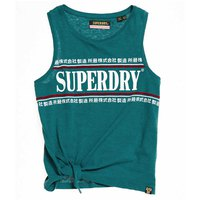Superdry Beach Knot Tank