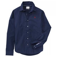 Timberland Eastham River Stretch Poplin Solid Fitted