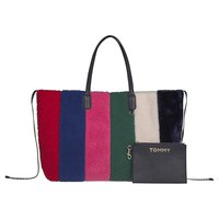 Tommy hilfiger Iconic Tote Rainbow Fur