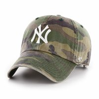 47 New York Yankees Camo Clean Up