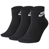 Nike Sportswear Everyday Essential Ankle 3 Pair