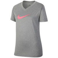 Nike Dry Legend V Neck Swoosh