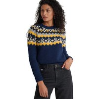 Superdry Savannah Yoke Jacquard
