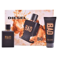 Diesel ocean Bad Eau De Toilette Vapo 75ml+Shower Gel 100ml