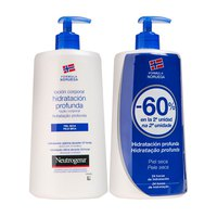 Neutrogena Hydrating Lotion 2 Pack 750ml