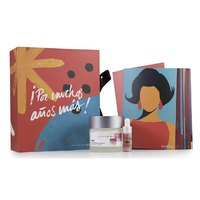 Bella aurora fragrances Dry Day Cream 50ml+Peonia Elixir 3ml+Coco Davez Postcards 11 Units