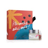 Bella aurora fragrances Bella Day Cream 50ml+Peonia Elixir 3ml+Coco Davez Postcards 11 Units