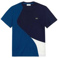 Lacoste Crew Neck Colorblock Thermoregulating