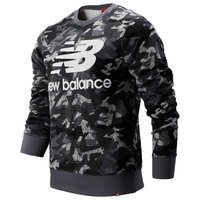New balance Essentials Stacked Logo Printed Crew