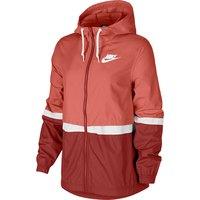 Nike Sportswear Jakke The Windrunner WhiteBlackWhite