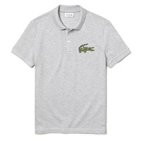 Lacoste Regular Fit Multi Croc Badge Cotton Pique