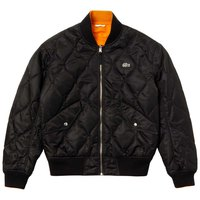 Lacoste Live Reversible Quilted Bomber